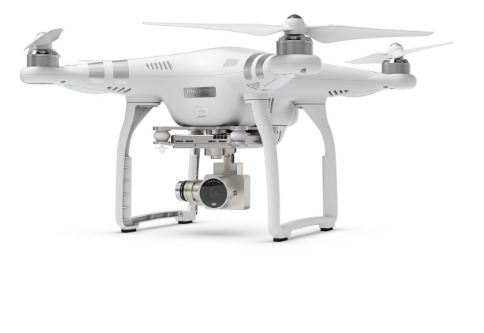 DJI Phantom 3 Quadcopter Drone with 2.7K HD Video Camera