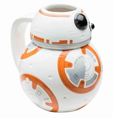 BB-8 Droid Star Wars Episode 7 Mug