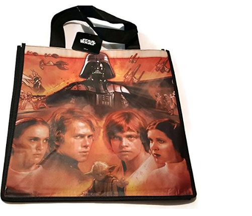 Star Wars Multi Character Tote Bag