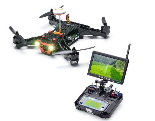 Eachine Racer 250 FPV Quadcopter Drone with HD Camera