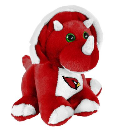 "Arizona Cardinals 8"" Triceratops"
