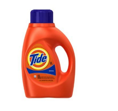 Tide Original Scent Liquid Laundry Detergent 50oz