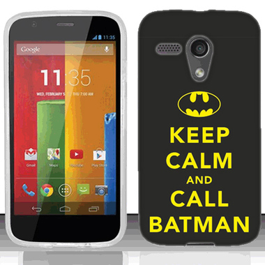 MOTOROLA MOTO G CALL HERO CASE COVER