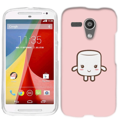 MOTOROLA MOTO G CUTE MARSHMALLOW CASE COVER