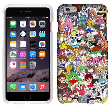 APPLE IPHONE 6 PLUS ANIMATE CHARACTERS CASE COVER