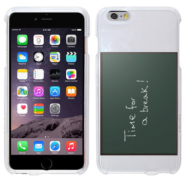 APPLE IPHONE 6 PLUS BREAK TIME CASE COVER