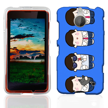 NOKIA LUMIA 1520 DUDES CASE COVER