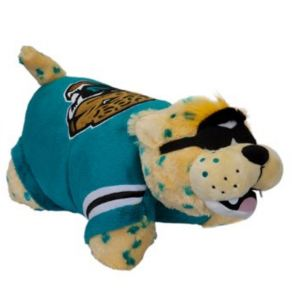 NFL Pillow Pet Jacksonville Jaguars