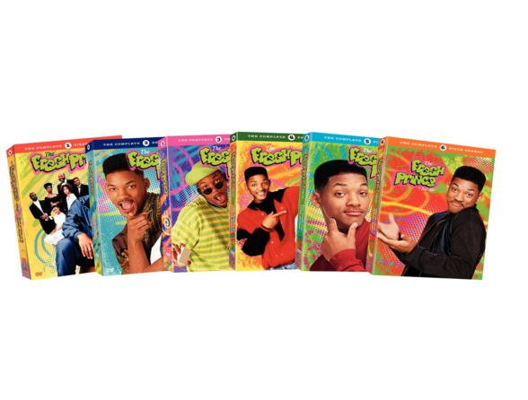 Fresh Prince of Bel-Air, The: Seasons 1-6