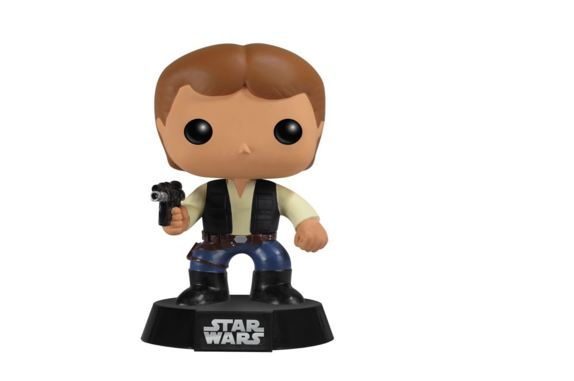 Funko Pop Star Wars Han Solo