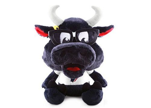 Houston Texans Study Buddy Plush Toy