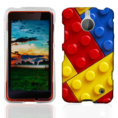 NOKIA LUMIA 1520 BLOCKS CASE COVER