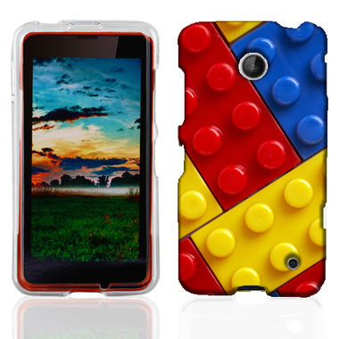 NOKIA LUMIA 630 635 BLOCKS CASE COVER