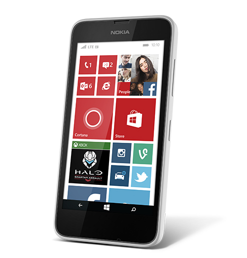 Windows Phone LUMIA 635