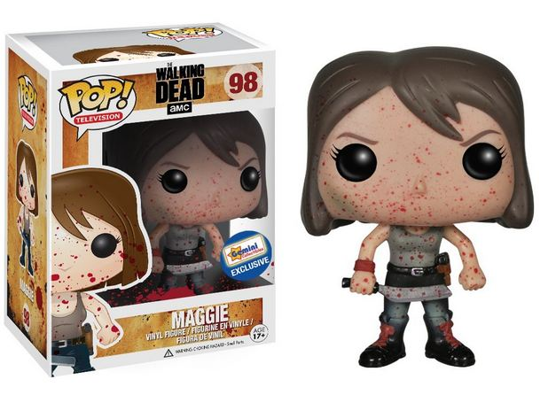 Funko POP! Television: The Walking Dead Series 4 Maggie