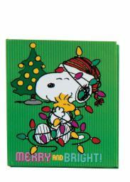 Peanuts® Holiday Little Notebook