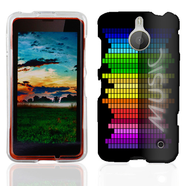 NOKIA LUMIA 1520 DIGITAL MUSIC CASE COVER