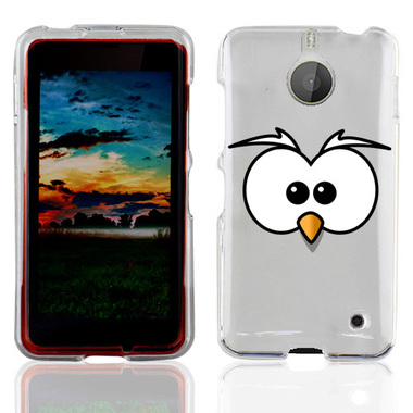 NOKIA LUMIA 1520 CUTE OWL CASE COVER