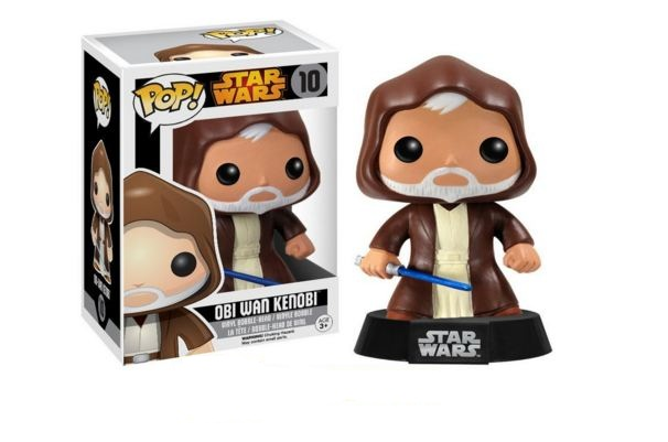 Star Wars Obi-Wan Kenobi Pop! Vinyl Bobble Head