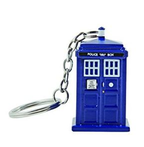 Doctor Who Tarids Die Cast Keychain