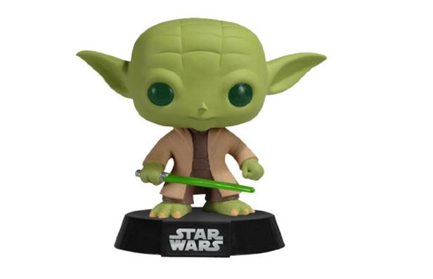 Funko Yoda Star Wars Pop Bobble Head