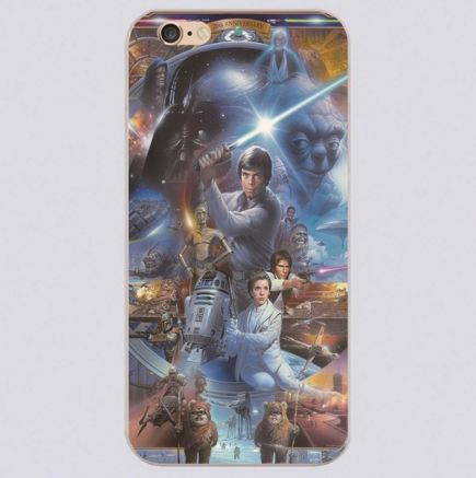 Star Wars Retro Return of the Jedi iphone 6s Plus Case