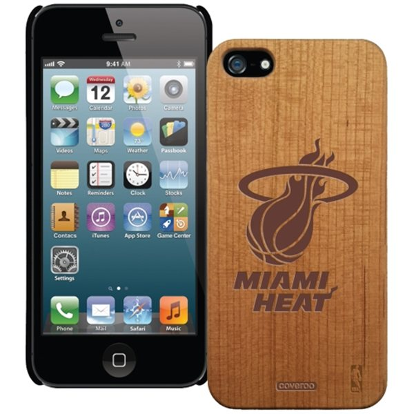 Miami HEAT Wooden Coveroo Case iPhone 6 Plus