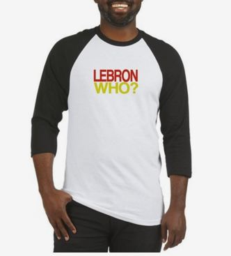 Lebron Who? Tee