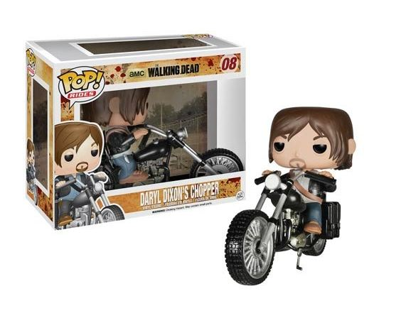 Funko Pop Rides: Daryl Dixon's Chopper the Walking Dead