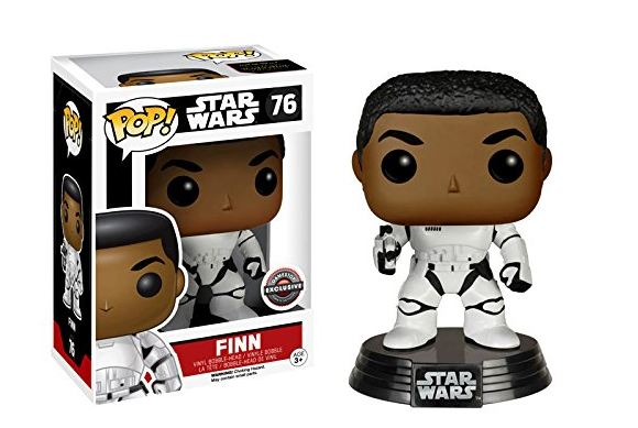 Funko POP Star Wars Episode 7 The Force Awakens Finn